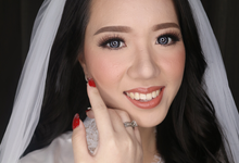 YULITA WEDDING by Loresa Mua