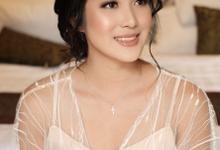 Bride jessica by Loresa Mua