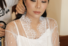 Bride Mary from Australie by Loresa Mua