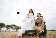 Prewedding of Theresa & Calvin by LOTA | LAURENT AGUSTINE