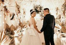 The Wedding of Bayu & Tami by Royal Ballroom The Springs Club
