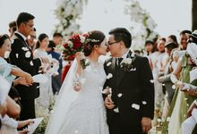 Louis and Nathania Wedding by Isabella Wedding Organizer
