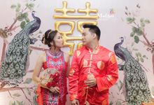 Sangjit Day of  LOUIS & SISCA by MADISON PARTY