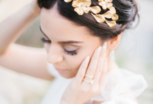Bride Priscilla  by Louna Beauty Wedds