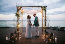 Love and dancing by Apple Pie Weddings