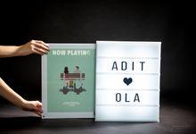 Adit & Ola by Kairos Works