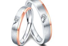 Lovely Heart Wedding Ring by TIARIA