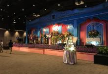 colorfull javanese wedding by Lovemedecor.id