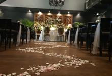 warm wedding by Lovemedecor.id