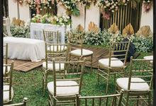 Wedding at Rumah Segi by Lovemedecor.id