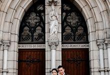 Wedding Liaw Yee Fai & Priscilla by WS Photography