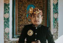 Gusman & Era Classic Balinese Prewedding by Lentera Production