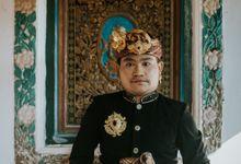 Gusman & Era Classic Balinese Prewedding by Lentera Wedding