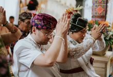 Mirko & Lia Balinese Wedding by Lentera Production