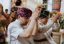 Mirko & Lia Balinese Wedding by Lentera Wedding