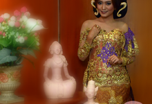 Traditional Wedding Make Up by mikUP