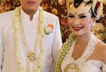 Rosa & Thomas Wedding by Arum Ndalu Sanggar Rias Pengantin