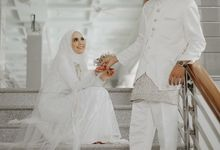 From Lerisa & Fauzan's wedding session. by iccapture photography