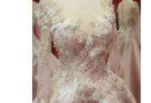 Sister Of The Bride In Rose Gold by YCL - Yuliana Catharina Lionk