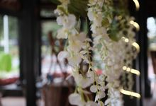 Decoration  Dea & Agung by Top Fusion Wedding