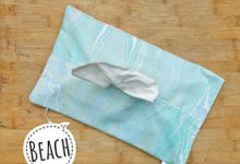 2 Face Tissue Box Cover by mooiraya