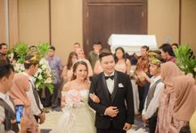 Resepsi May & David by Glowy wedding organizer