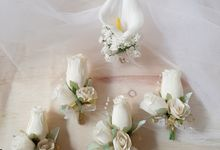 BOUTONNIERES by Masale Flower