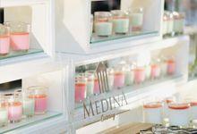 Medina Catering For Tomy & Shima Wedding by Medina Catering
