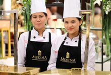 Febri & Devi Wedding by Medina Catering