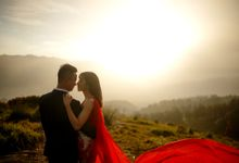 Prewedding Of Michael & Christine by Finedress