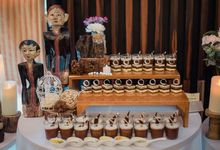 Engagement Of Rima & Reza by Medina Catering