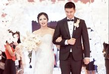 Muchtar & Feni Wedding by Frisch Florist