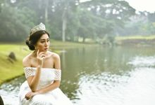 Pre wedding Wedding Gown by Rosegold