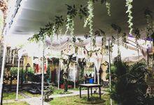 Jaimie and Putri wedding by Bali Flower Decor