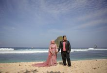Ayok & Maria Prewedding by DSS Pictures