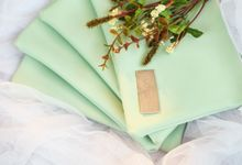 Custom Leather Pouch by Roopa