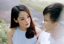 Pre Wedding of Joshua and Lucy by Creatoria Film