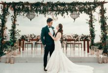 The Wedding of Kayan & Kendy by Bali Eve Wedding & Event Planner