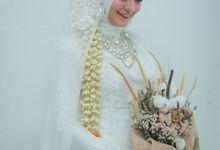 The Wedding Meysasi & Roni by Peka Membidik