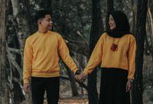 The Pre-Wedding Intan & Bagas by Peka Membidik