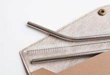 STAINLESS STRAW (NEW) by Gifu Invitation & Souvenir