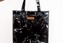 TRANSPARENT TOTEBAG (NEW) by Gifu Invitation & Souvenir