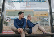 Pre-Wedding Desi & Helmi by Peka Membidik