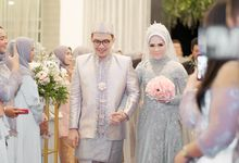 The Wedding Of Q&F by Senadajiwa
