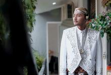 The Wedding Of B&S by ruang cerita
