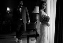 The Wedding Of R&S by Senadajiwa