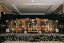 The Wedding of Sarah &  Danaswara by Mahogany.decoration