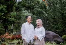 Prewedding Story Caca & Asev by Syns photography