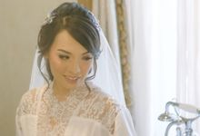 The Wedding Of Putri&stephen by Senadajiwa