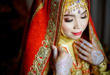 The Wedding Of O&R by Senadajiwa